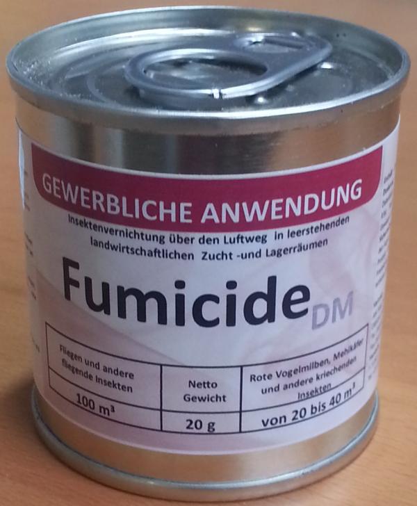 fumicide dm breitband insektizid vogelmilben milben. Black Bedroom Furniture Sets. Home Design Ideas
