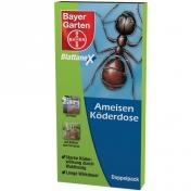 Bayer Garten Ameisenköderdose Ameisenmittel ( Inhalt 2 Ameisenköderdosen )