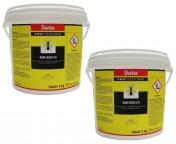 10Kg Detia Ameisen Ex Streu und Gießmittel Ameisenmittel Ameisengift Ameisenköder Ameisen (2 x 5Kg)