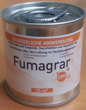 FUMAGRAR OPP zur Stalldesinfektion